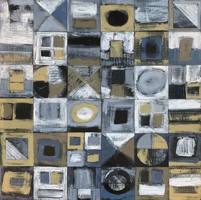 Ellen Stein, 'Calendar Series:  Three Years IV', 2020