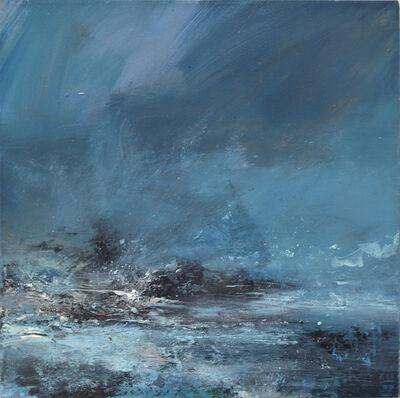 Janette Kerr, 'Across the bay, Ballinskellig', 2017