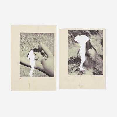 Eduardo Paolozzi, 'Untitled (two works)', c. 1955