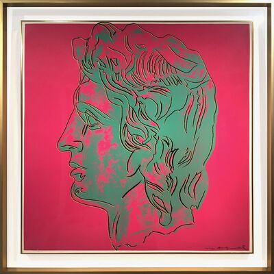 Andy Warhol, 'Alexander The Great', 1982