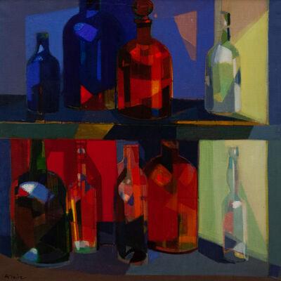 Camille Hilaire, 'Les acides', 1962