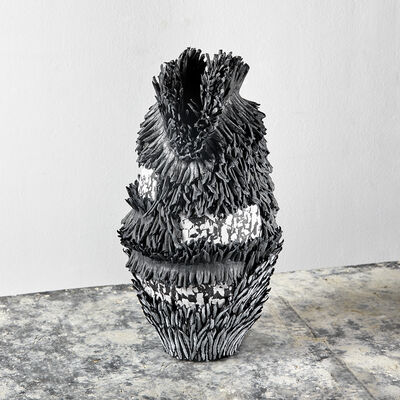 bianca severijns, 'Response to  Art Vessel 4', 2018