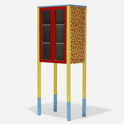 George Sowden, 'D'Antibes cabinet', 1981