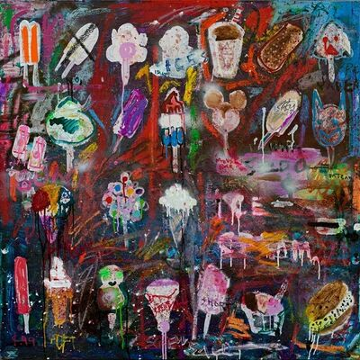 Gregory Siff, 'Sold Out Helado', 2016