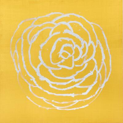 Margaret Evangeline, 'Zen Camellia', 2017