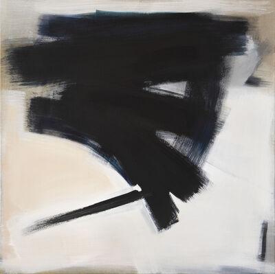 Amy Kirchner, 'Black Stripes', 2020