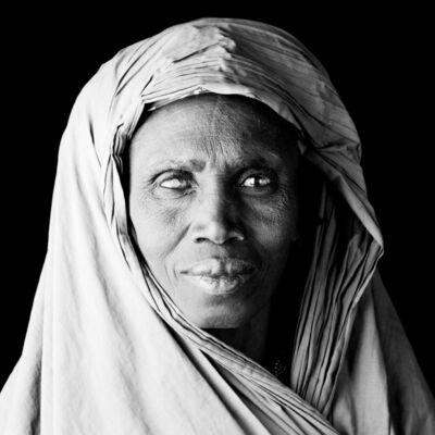 Jean-Baptiste Huynh, 'Mali-Portrait XXII', 2003