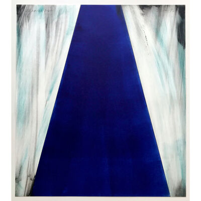 Cris Gianakos, 'Blue Ramp', 1996