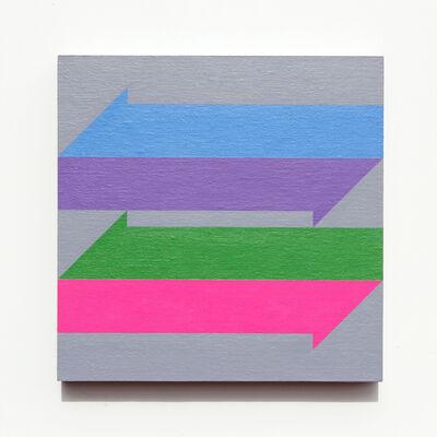 Grant Wiggins, 'Resistance 2 (Study)', 2017