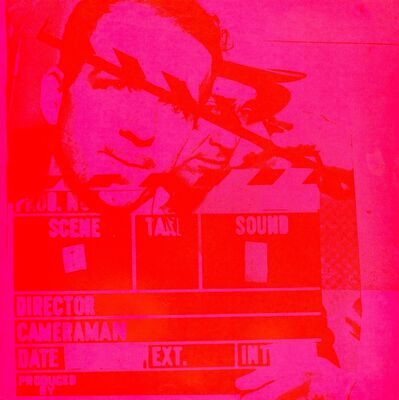 Andy Warhol, 'Flash- November 22nd, 1963 (Feldman and Schellmann II.36); one plate', 1968