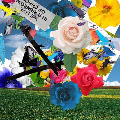 Paul-Andre Larocque, 'Flower POP 1', 2019