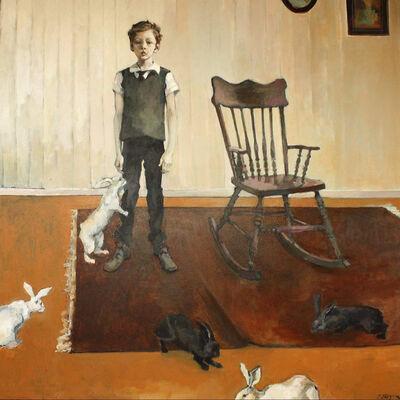 Ingebjorg Stoyva, 'Rabbits', 2019