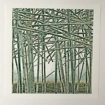 Doug & Mike Starn, 'Big Bambu, BBMet 03.15.2010 K441f', 2010-2011