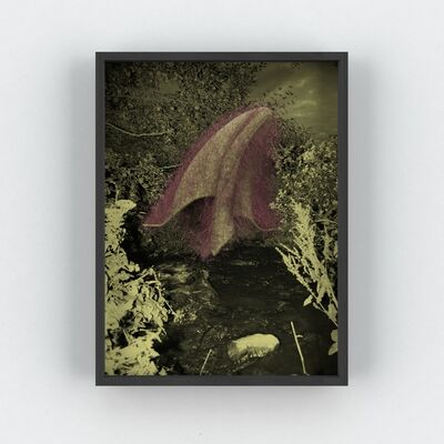 Tim Berresheim, 'Lake VIII 2006/2019 (Revisited)', 2019