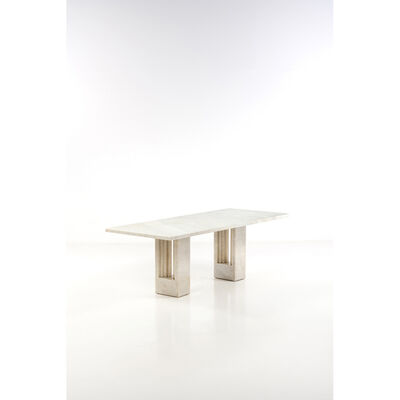 Marcel Breuer, 'Delfi; Dining table', circa 1970