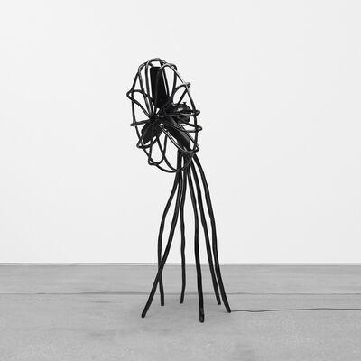 Maarten Baas, 'Clay Fan', 2000