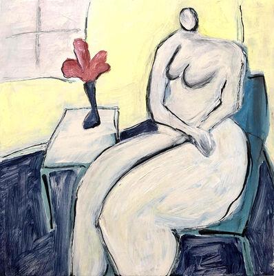 Laura Dargan, 'Lady in Yellow Room '