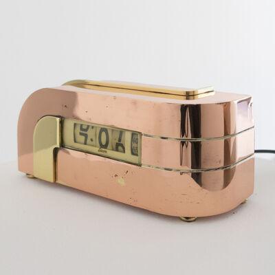 Kem Weber, ''Zephyr' Clock', ca. 1938