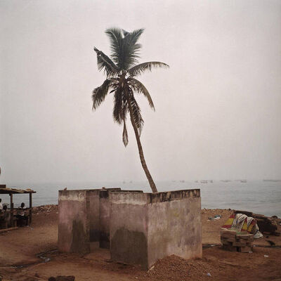 Denis Dailleux, 'Douche à Biriwa, Ghana', 2016