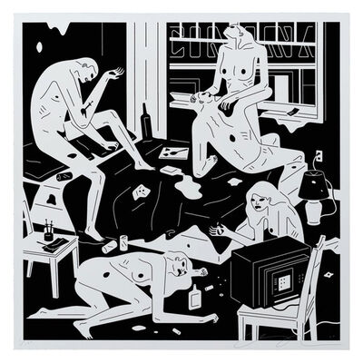 Cleon Peterson, 'Park Ave', 2020