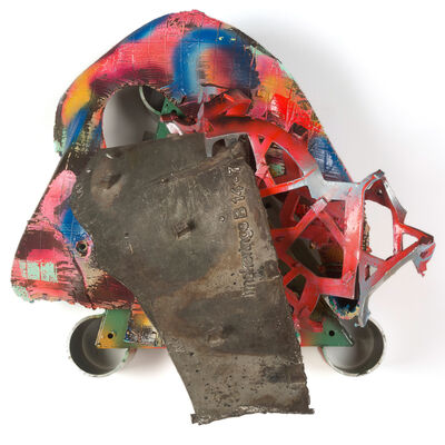 Frank Stella, 'Anecdote from the Recent War', 1999