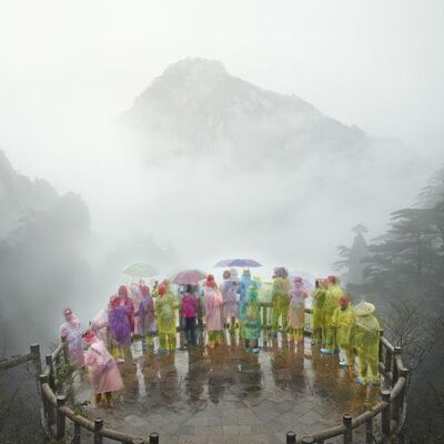 David Burdeny, 'Overlook, Haungshan, China, 2017', 2017