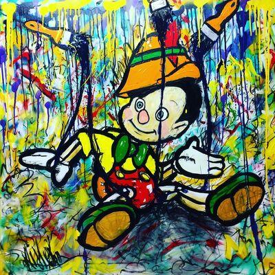 Kiko, 'Magic Pinocchio', 2017