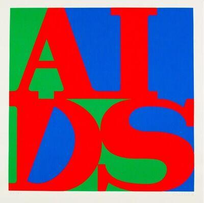 General Idea, 'AIDS', 1988