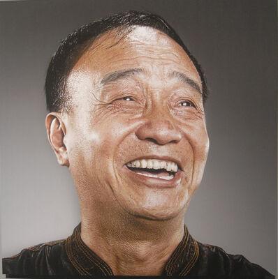 Yang Zhenzhong, 'Extras No. 4 临时演员 No.4', 2010