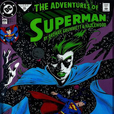 Michael Suchta, 'Adventures of Superman Volume #494', 2014