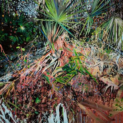 Shannon Estlund, 'Mesh', 2016