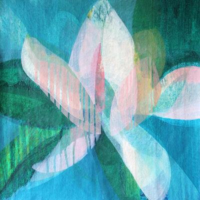 Katherine Sandoz, '(Magnolia II) Maya Blue', 2019