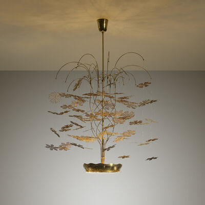 Paavo Tynell, 'Rare and Important Chandelier', c. 1950