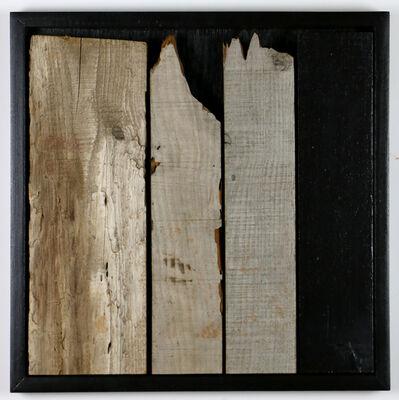 William Turtle, 'Scrap Wood Painting #3', ca. 2000