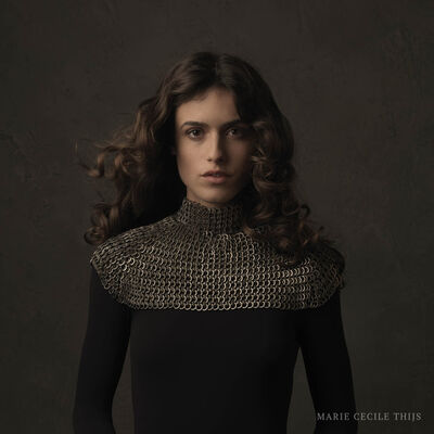 Marie Cecile Thijs, 'Girl with Chain Mail', ca. 2017