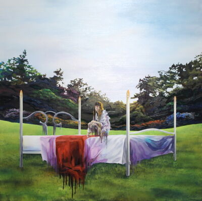 Azumi Naito, 'oblivion', 2016