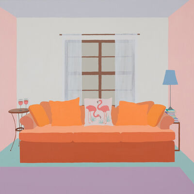Zsofia Schweger, 'Miami Guest House (Morningside) #1', 2020