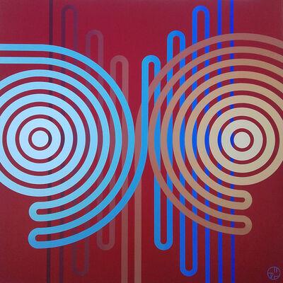 Carlos Presto, 'Vertical 1243', 2017