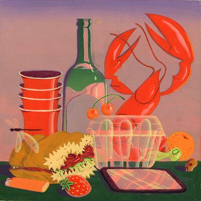 Celia Jacobs, 'Banquet Piece', 2019