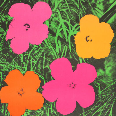 Andy Warhol, 'Flowers', 1964