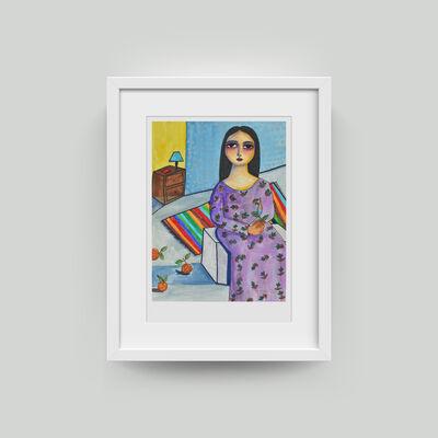 Haya Kaabneh, 'My Comfortable Space #5', 2018