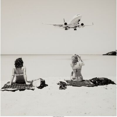 Josef Hoflehner, 'Jet Airliner #43', 2011