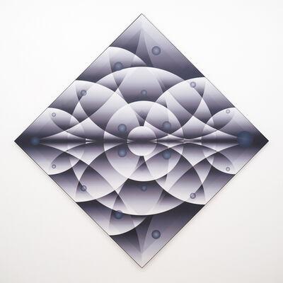 Nasser Arcia, 'Esquema Geométrico Simetría', 2019