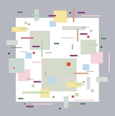 Burton Kramer, 'All That Jazz 2', 2013
