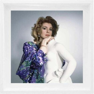 Horst P. Horst, 'Catherine Deneuve, France, 1984', 1984