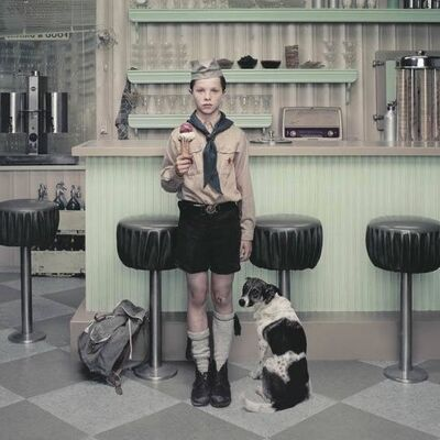 Erwin Olaf, 'The Ice-Cream Parlor. Rain', 2004