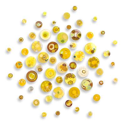 Klari Reis, 'Hypochondria Yellow, 60 pieces', 2019