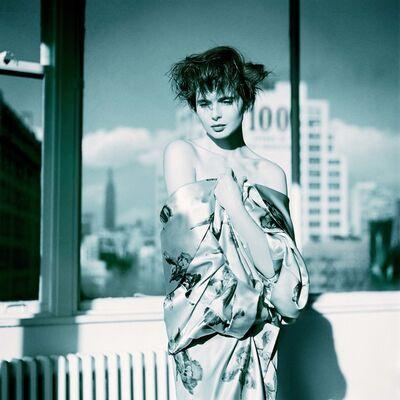 Matthew Rolston, 'Isabella Rosselini, Kimono, New York', 1988