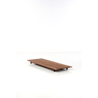 Charlotte Perriand, 'Cansado - Bench seat / coffee table', 1952