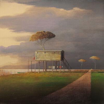 Alessandro Tofanelli, 'Gli alberi d'oro', ca. 2019